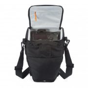 Фотосумка Toploader Lowepro Zoom 55 Black AW 4