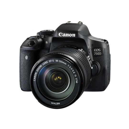 Canon EOS 750D Kit 18-135 STM