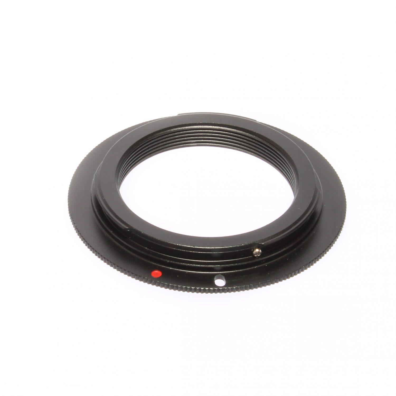 Переходник M42 - Canon EOS (black)