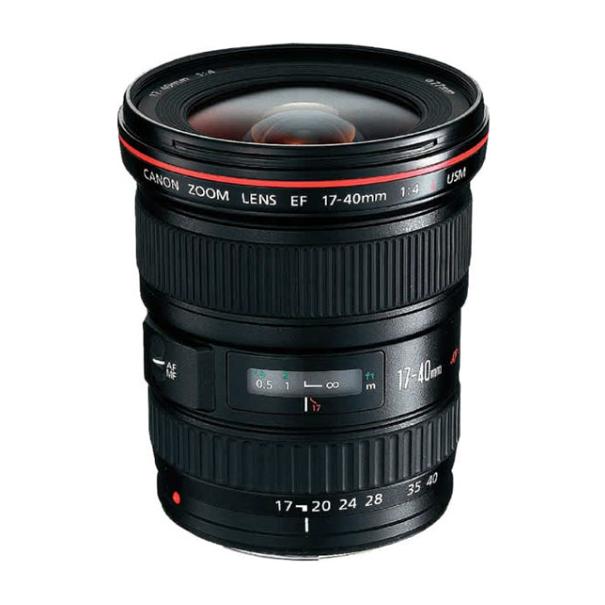 Canon EF 17-40mm f4L USM