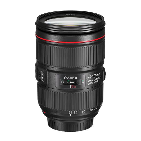 Canon EF 24-105mm f4L USM