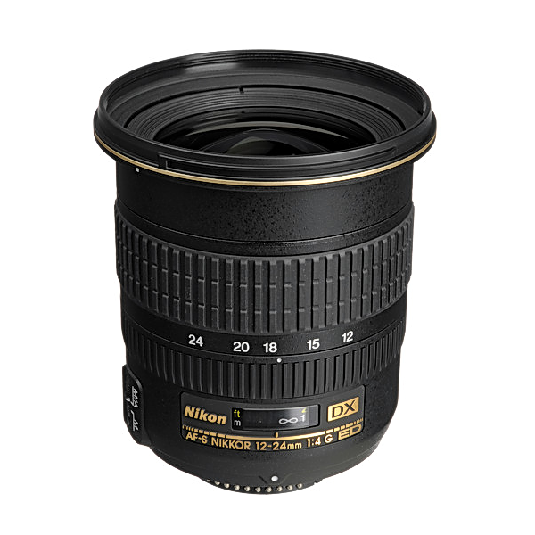Nikon AF-S 12-24mm f4G ED-IF DX