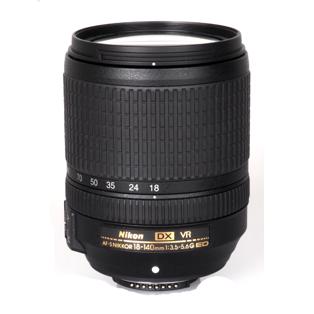 Nikon AF-S 18-140mm f3.5-5.6G ED-IF DX VR