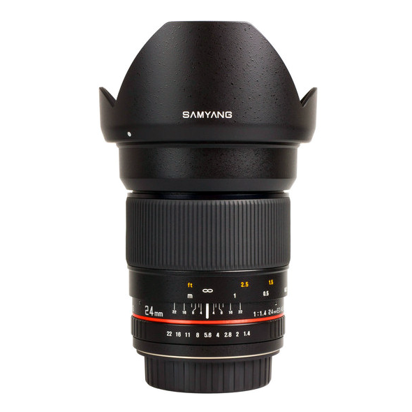 Samyang 24mm f1.4 ED AS UMC (Canon)