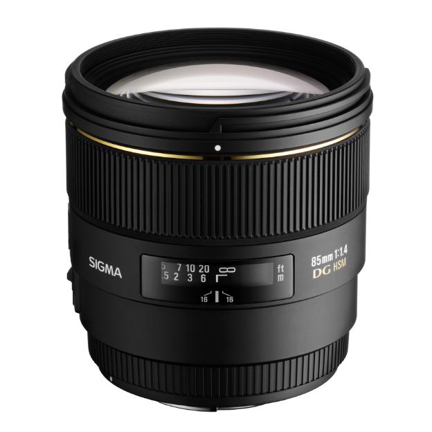 Sigma 85mm f1.4 EX DG HSM (Nikon)
