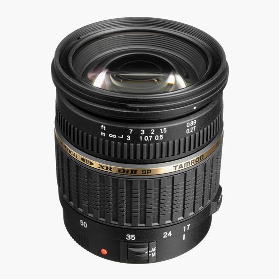 Tamron AF 17-50mm f2.8 XR Di II VC Canon