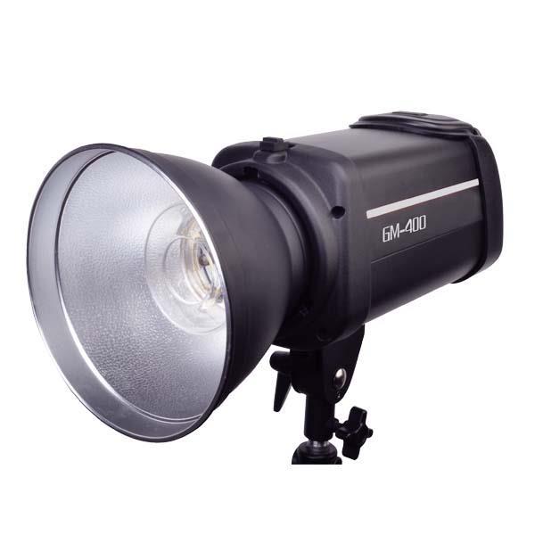 Вспышка студийная Menik GM-400 (400 Дж) Рефлектор в комплекте