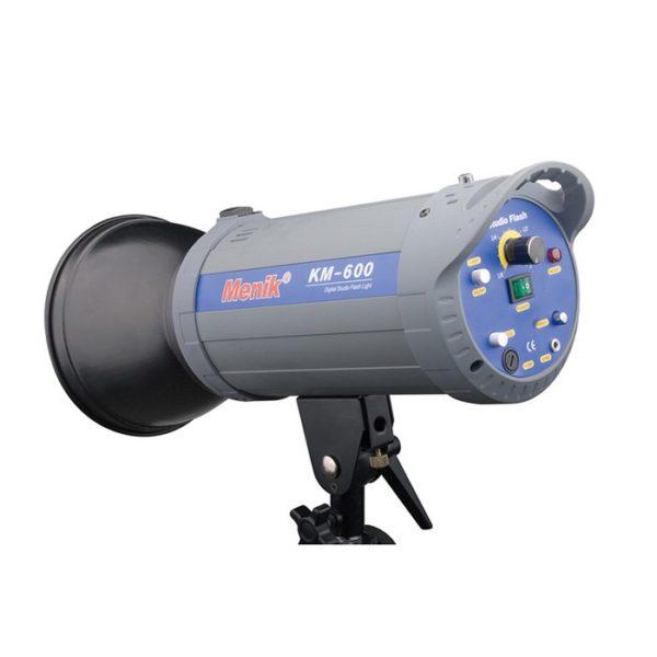 Вспышка студийная Menik KM-400 (400 Дж)