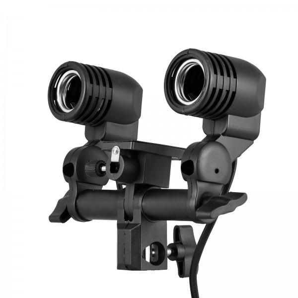Держатель двух ламп Mircopro LH-004
