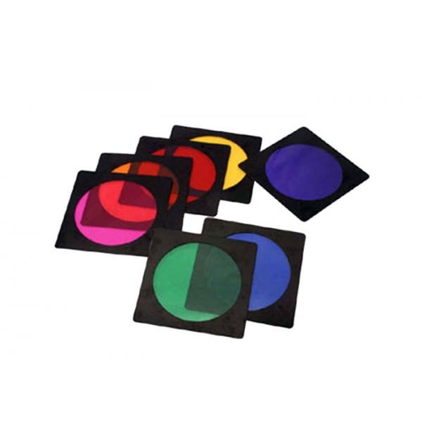 Hyundae Photonics Светофильтр желатиновые AC 8011 (7 цветов) 160мм
