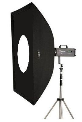 Маска для софтбокса Hyundae Photonics MKT 2434 (30х85 см) для RSBR 60x85 см