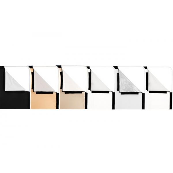 Панель для отражателя Lastolite Skylite Black/White 200х200см (82221)
