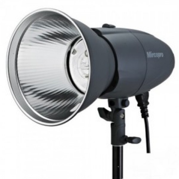 Вспышка Mircopro MQ-200S with reflector