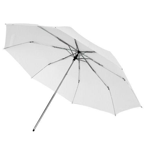 Зонт Mircopro UB-001 soft110см это белый зонт на просвет.