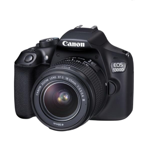 Canon EOS 1300D Kit 1855 DC