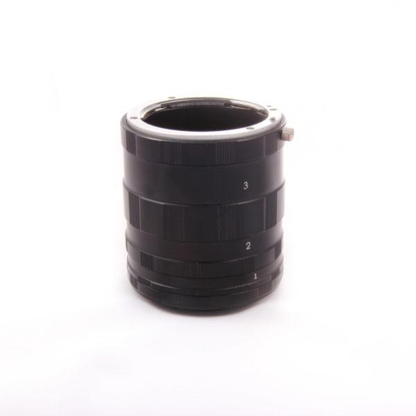 Набор макро колец для Canon