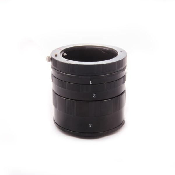 Набор макро колец кольца Minolta Konica/Sony MD