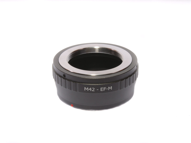 Переходник M42 - Canon EF-M, кольцо Ulata