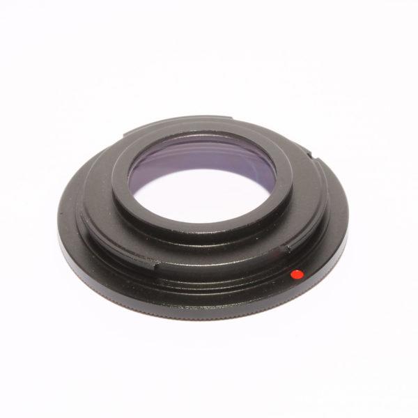 Переходник M42 - Nikon AF линза Ulata
