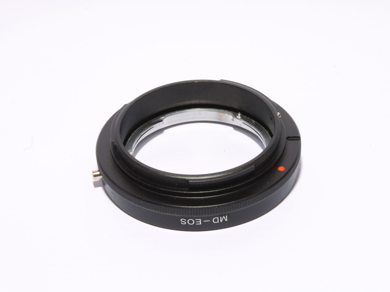 Переходник Minolta MD - Canon EOS