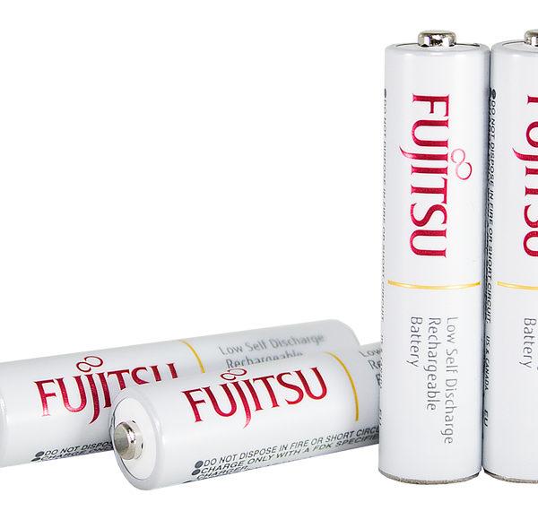 Аккумуляторы FUJITSU AAA 750mAh Ni-Mh