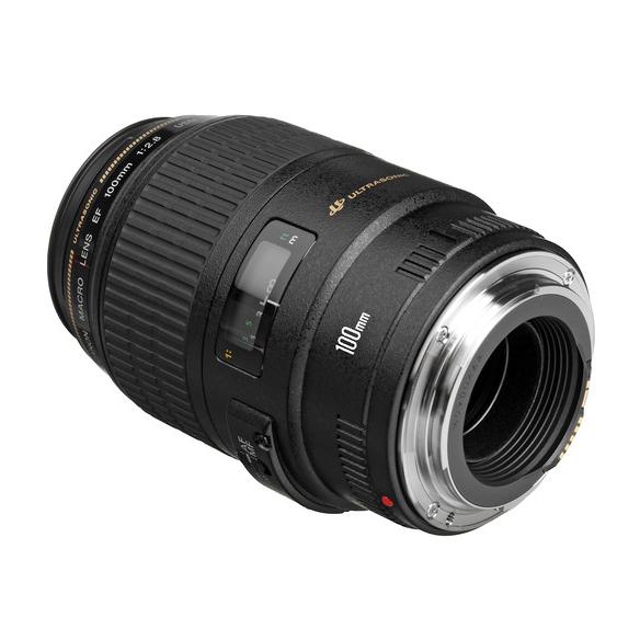Canon EF 100mm f2.8 USM Macro