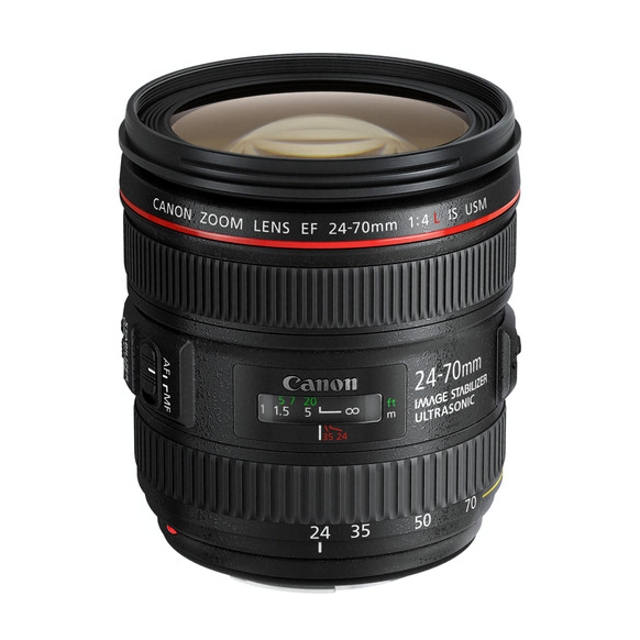 Canon EF 24-70mm f4L USM IS