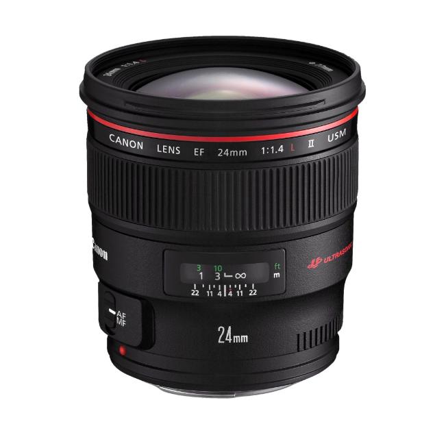 Canon EF 24mm f1.4L USM II