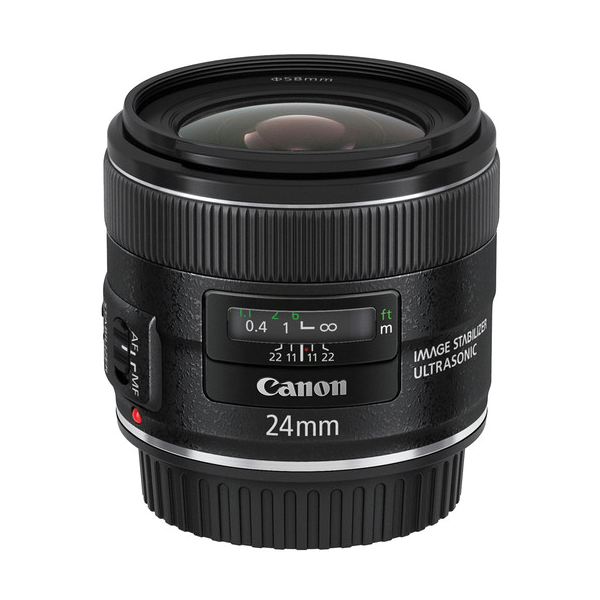 Canon EF 24mm f2.8 IS