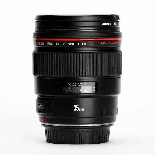 Canon EF 35mm f1.4L USM