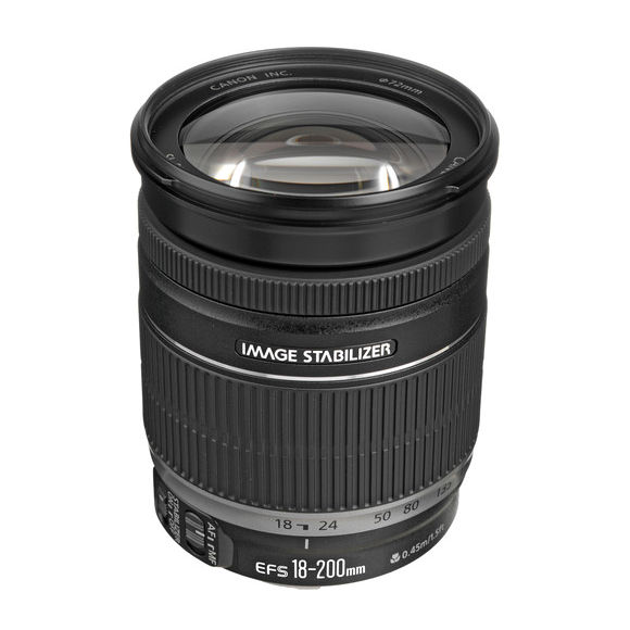 Canon EF-S 18-200mm f3.5-5.6 IS