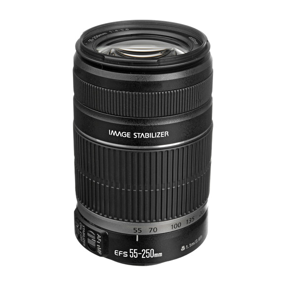 Canon EF-S 55-250mm f4-5.6 IS II