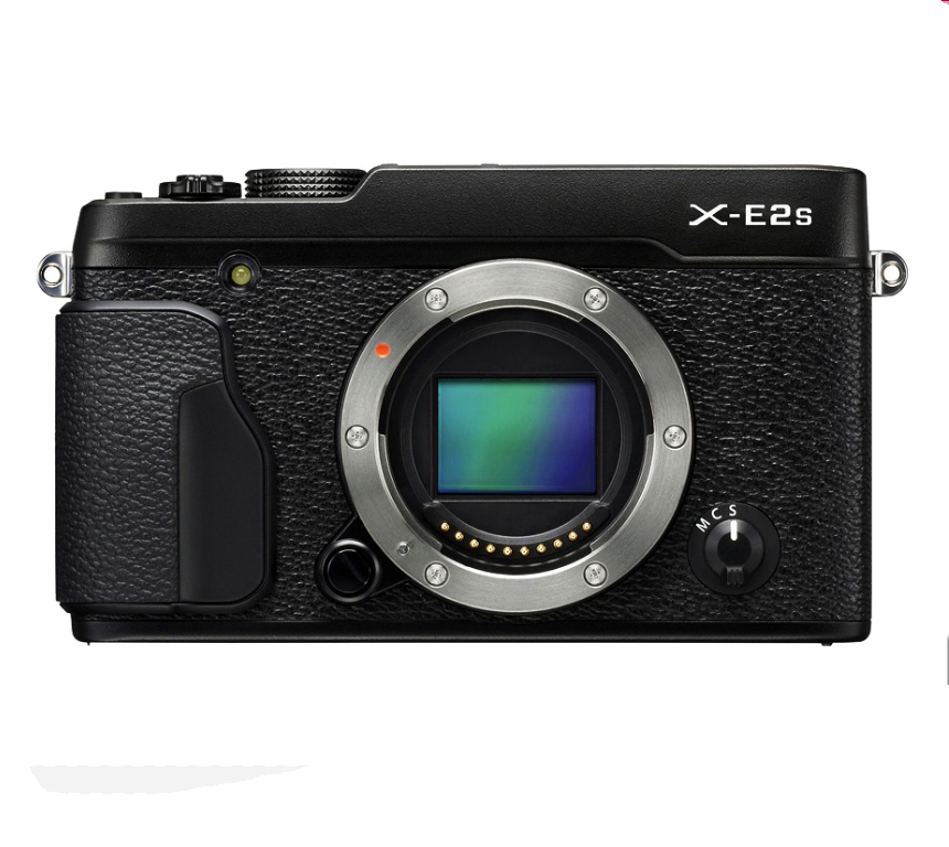Fujifilm X-E2S kit (XF 18-55mm f2.8-4 OIS) Black