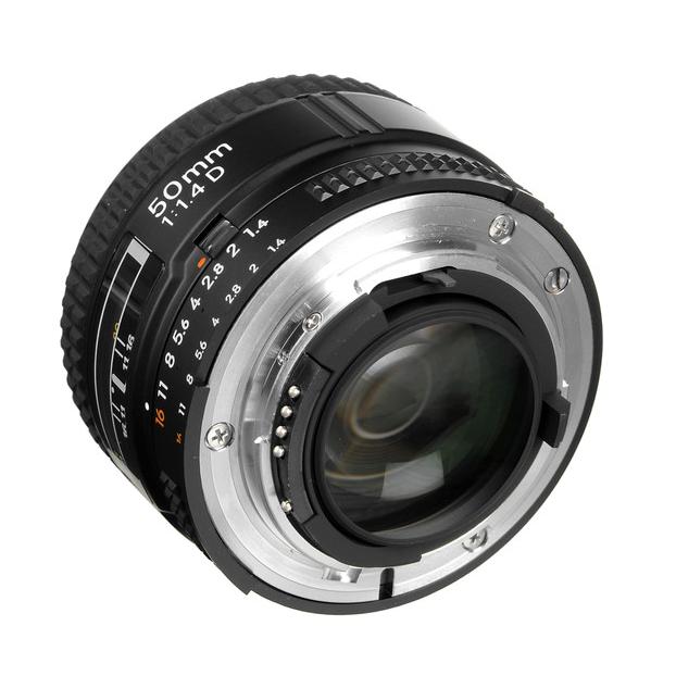 Nikon AF 50mm f1.4D