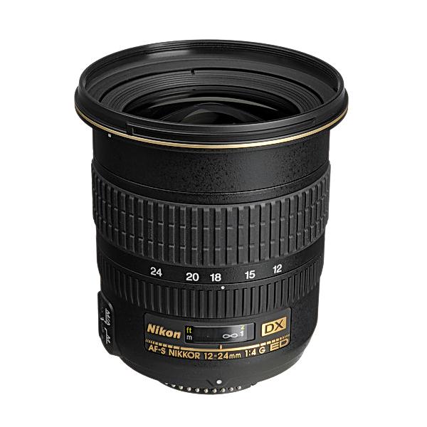 Nikon AF-S 12-24mm f4G ED-IF DX