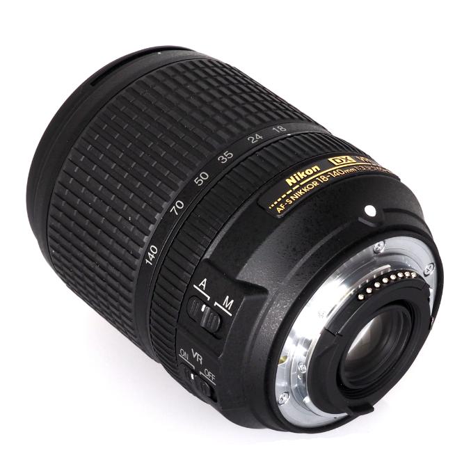 Nikon AF-S 18-140mm f3.5-5.6G ED-IF DX VR