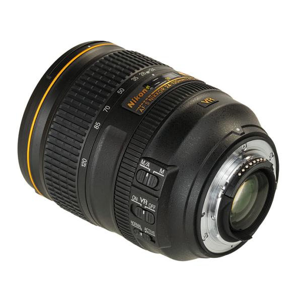 Nikon AF-S 24-120mm f4G VR ED