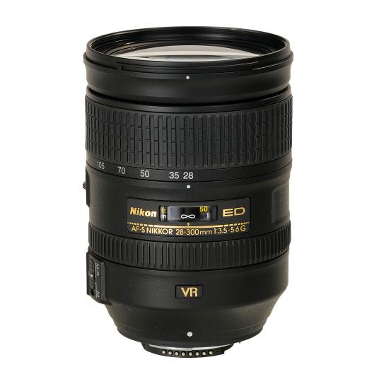 Nikon AF-S 28-300mm f3.5-5.6 ED VR