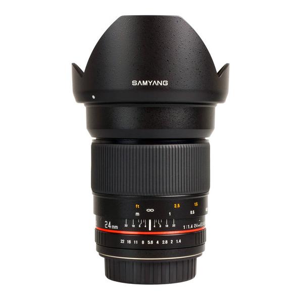 Samyang 24mm f1.4 ED AS UMC (Canon)