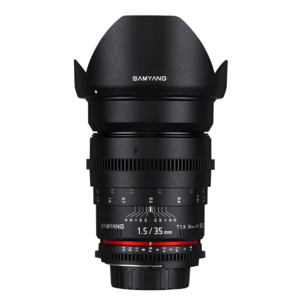 Samyang 35mm T1.5 AS UMC VDSLR (Nikon)