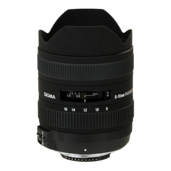 Sigma 8-16mm F4.5-5.6 DC HSM (Nikon)
