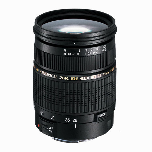 Tamron AF 28-75mm f2.8 XR DI LD IF Macro Canon