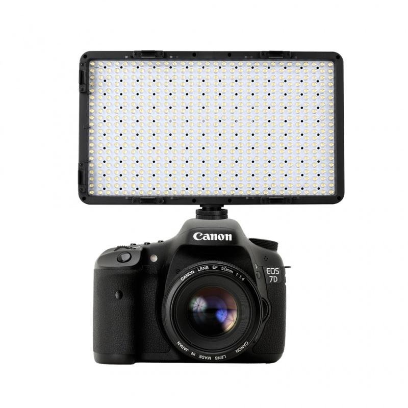 Видео свет LED Meike Y600CR