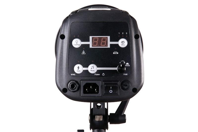 Вспышка студийная Menik GM-600 (600 Дж) Рефлектор в комплекте