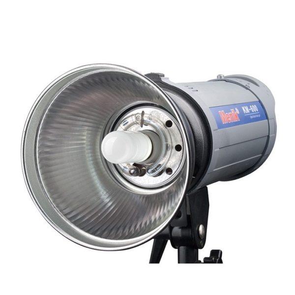 Вспышка студийная Menik KM-600 (600 Дж)