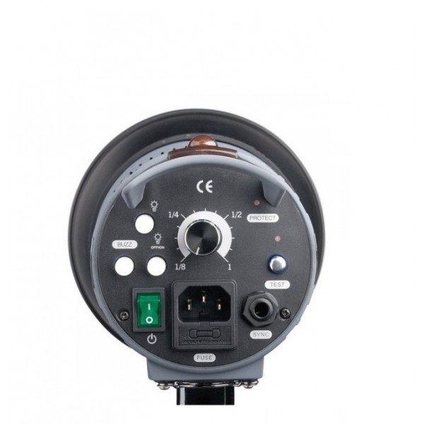 Вспышка студийная SM-300 (300 Дж) Рефлектор в комплекте