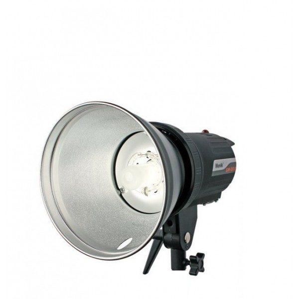Вспышка студийная SM-400 (400 Дж) Рефлектор в комплекте