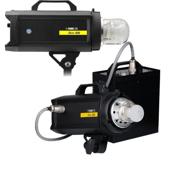 Комплект студийного света RiME LITE Duo Power 600