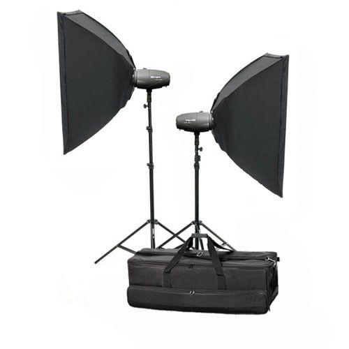 Набор студийного света Mircopro MQ-150 софтбоксы