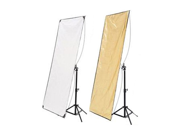 Панель для отражателя Hyundae Photonics White/Soft Gold 80х120см